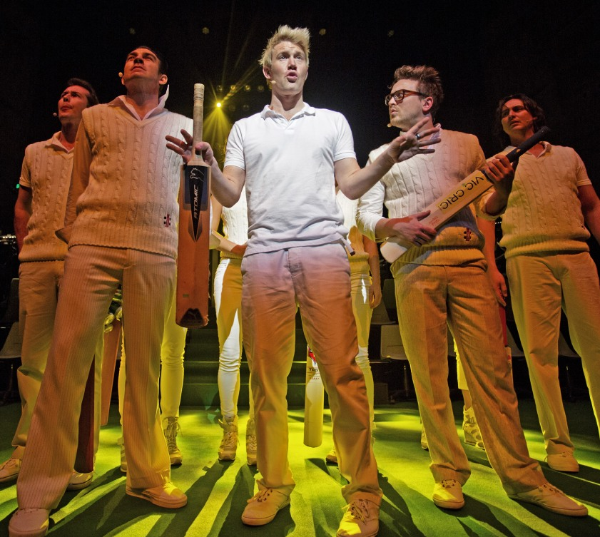 Cricket opera Shane Warne the musical